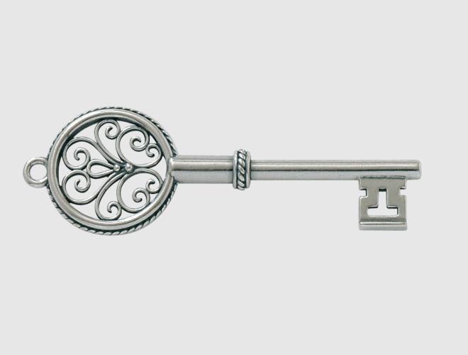 Stabbursnøkkel, oksidert