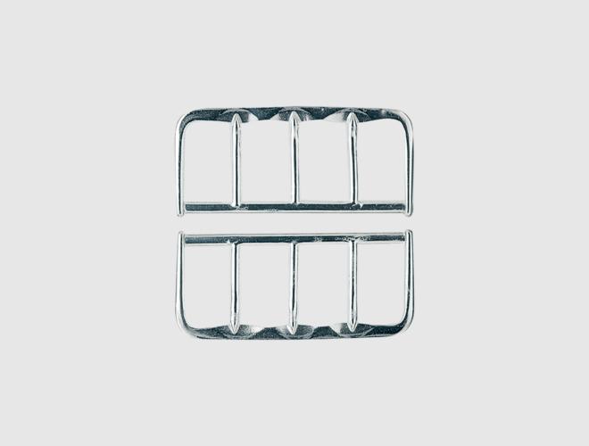 Selespenne, 45 mm, sølv