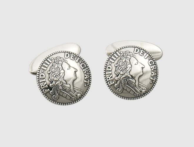 Mansj.knappar, lik myntknappar 641100