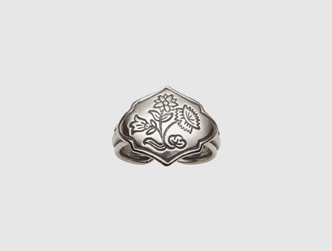 Nordland ring, oksidert