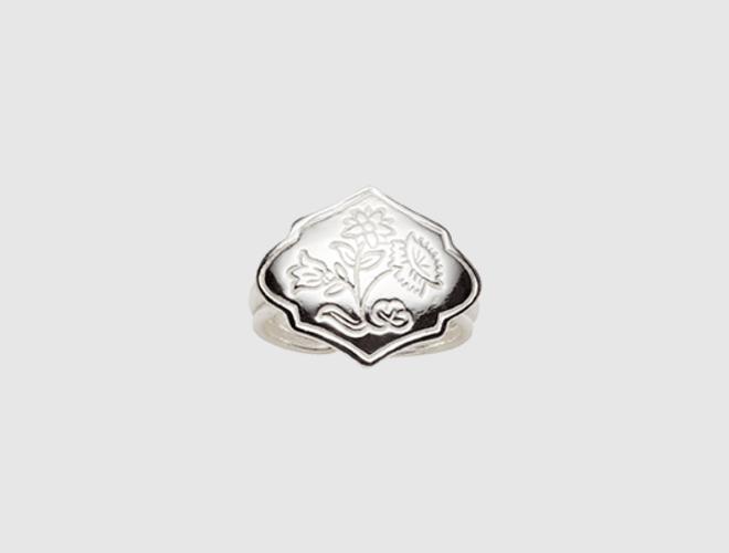 Ring, Nordland, kvit