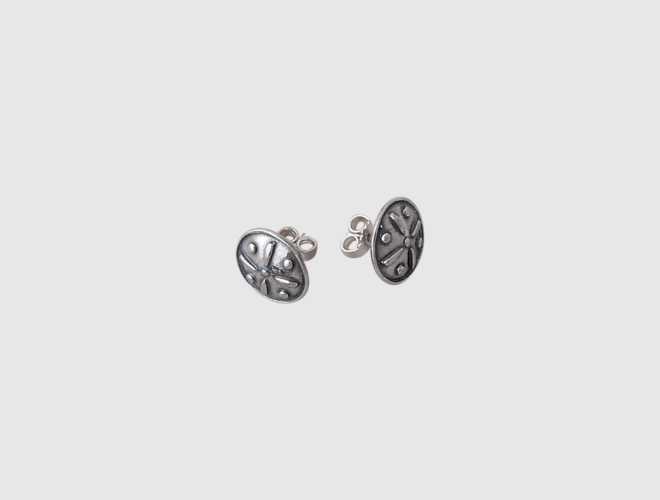 Troms sølv, øyrepynt små