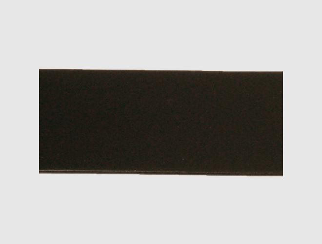 Skinnlist, 4 cm, svart