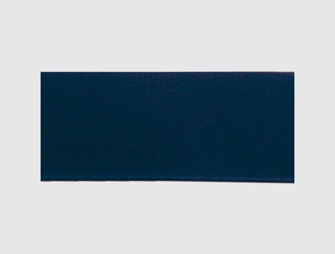 Skinnlist, 4 cm, blå