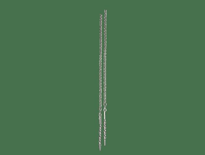 Kjede 1,1 m med spyd 302100, oksidert