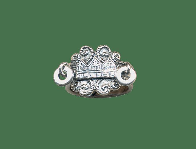 Bergen ring, oksidert