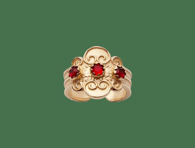 ring, foryglt