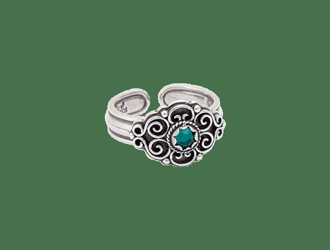 ring, oksidert