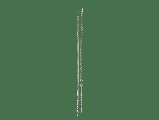 Kjede Sunnfjord 1,2 m med spyd 302100, oksidert