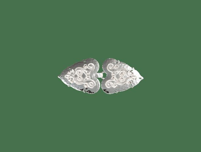 Rogaland capespenne, kvit