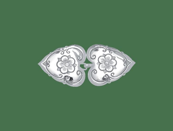 Olavsrosen beltespenne, oksidert
