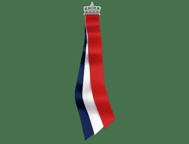 17.mai sløyfe kongekrune, oksidert