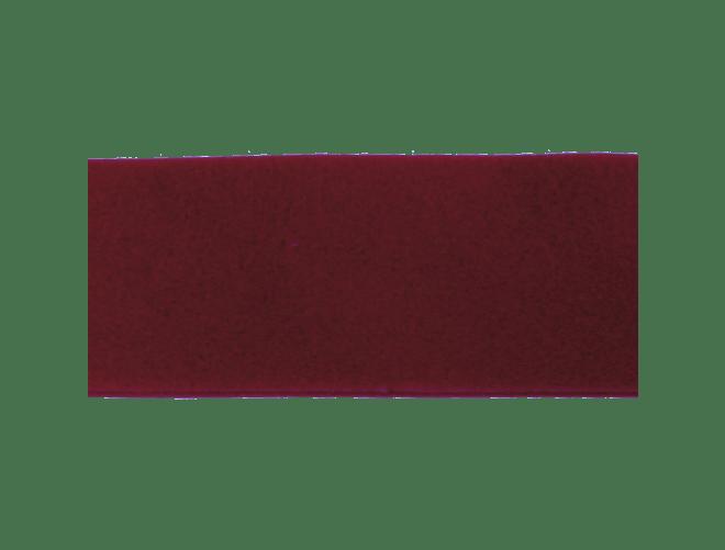 Skinnlist, 4 cm, burgunder