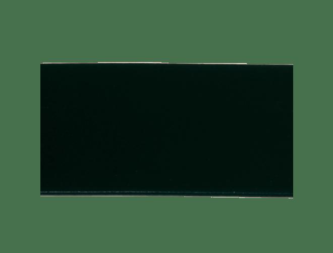 Skinnlist 5 cm, svart