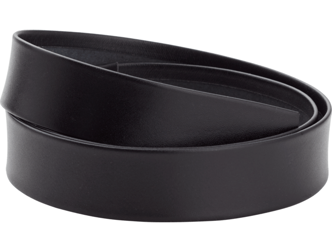 Skinnlist 4 cm, svart