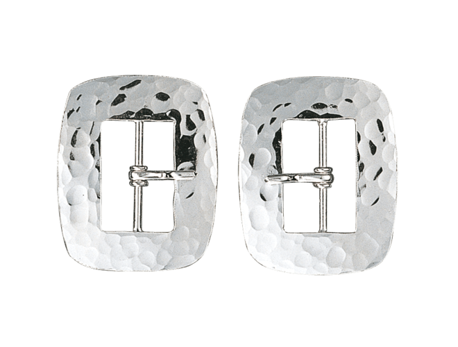 Spenne Sunnhordland kne-/vest, kvit
