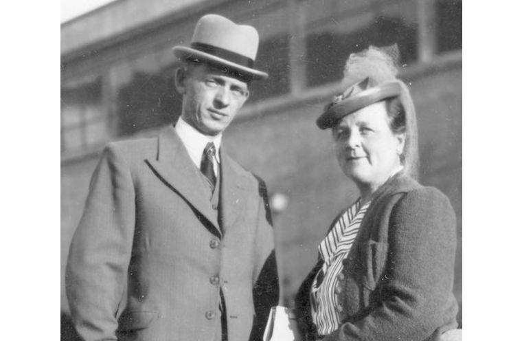 Leif og Betzy Johannessen flytta frå Bergen til Voss i 1940 og starta Sylvsmidja.