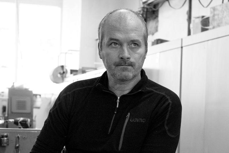 Trond Johansen - Sylvsmidja