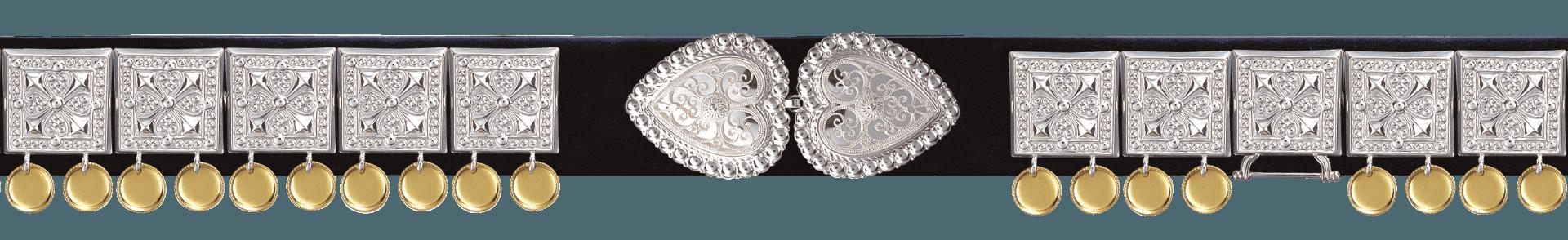 Sølvbelte frå Sylvsmidja